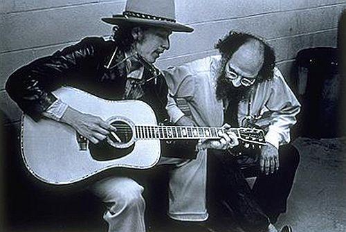 Allen Ginsberg - Bob Dylan
