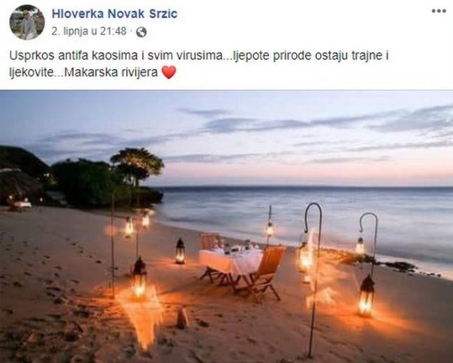 Hloverka Novak Srzić Makarska - Mozambik