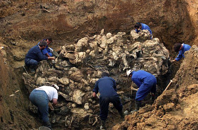 Pilica - masovna grobnica