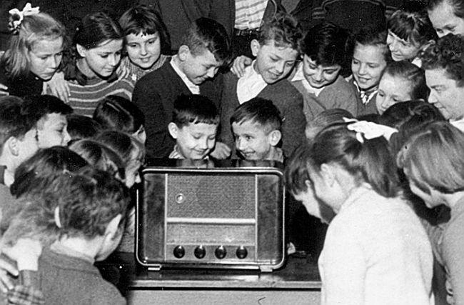 Radio - pedesetih