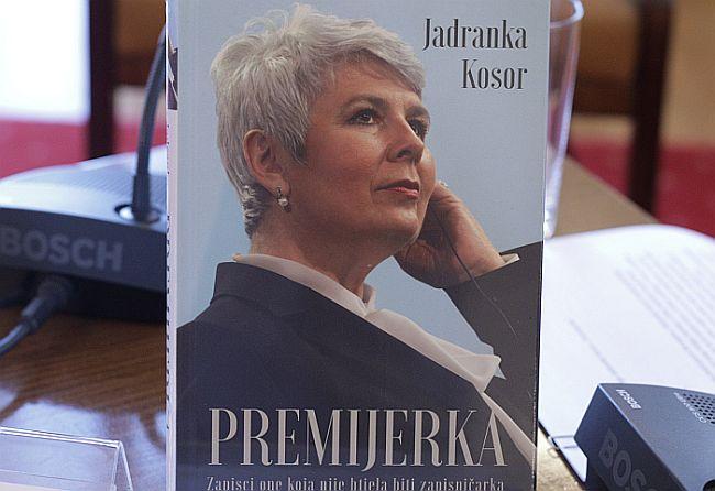 Jadranka Kosor - knjiga