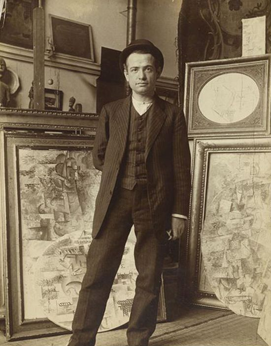 August Herbin - Pablo Picasso