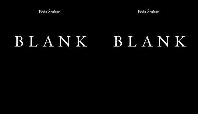 Feđa Štukan - Blank