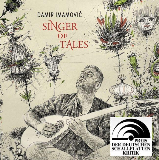 Damir Imamović - Singer of Tales