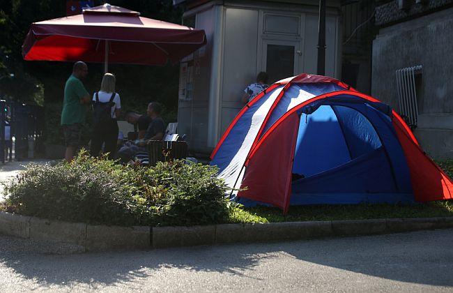 Šator - Klaićeva