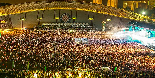 Ultra festival Split