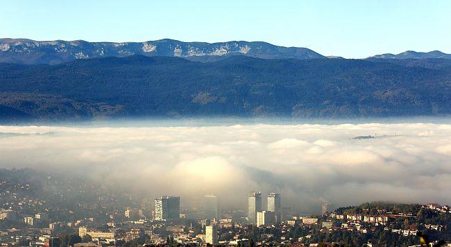 Sarajevo - zagađenje