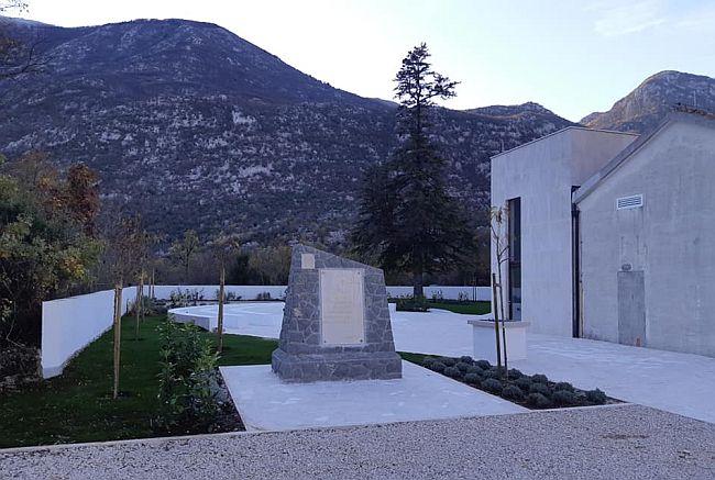 Spomenik Župa Biokovska
