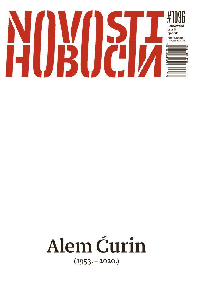 Novosti - Alem Ćurin