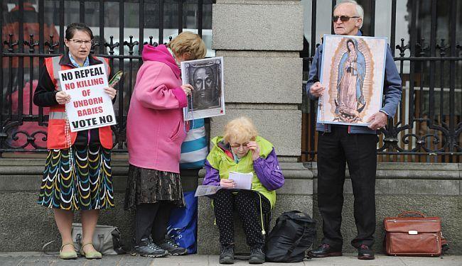 Irska pobačaj