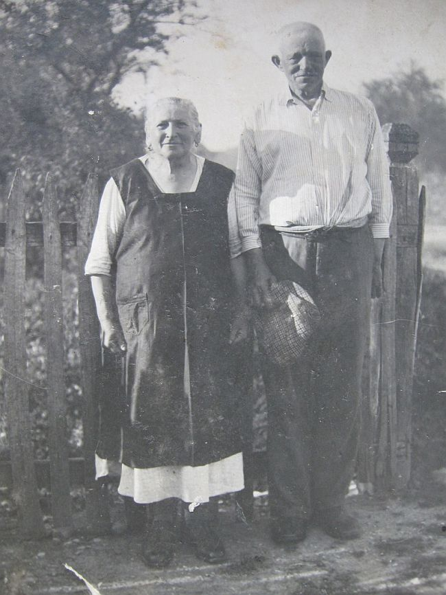 Cecilija i Albert Spitzer