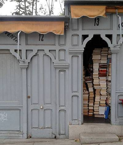 Kuća knjiga Madrid