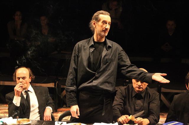 Hamlet Oliver Frljić
