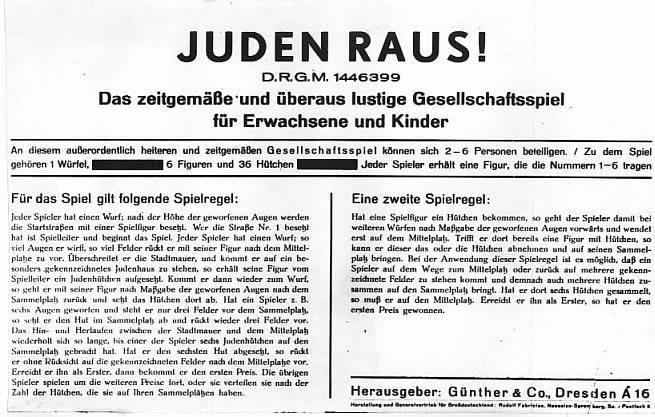Juden Raus