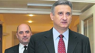 Tomislav Karamarko Milijan Brkić