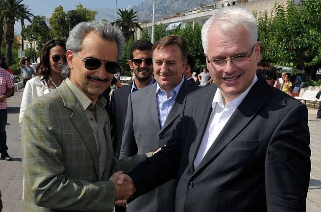 Josipović saudijski princ