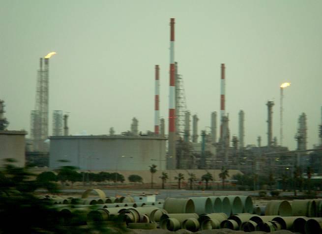 Nafta Saudijska Arabija