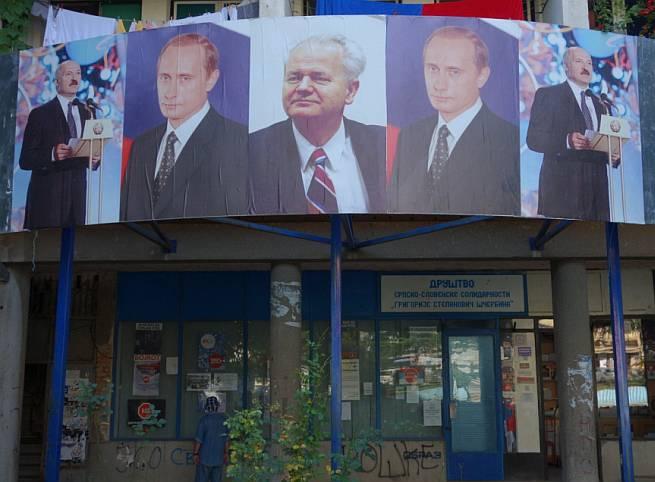 Putin Kosovo