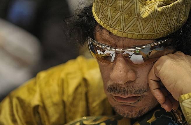 Muamer Gadafi