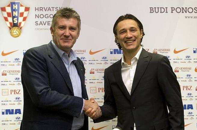 Davor Šuker Niko Kovač