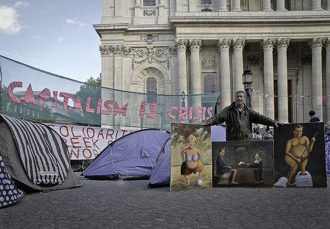 Velike banke koji posluju u Europi su tempirane bombe za ekonomiju (Foto: Sven Loach)