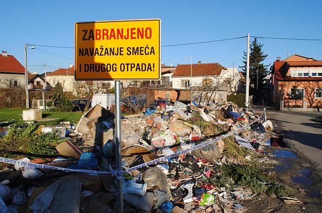 Glomazni otpad Zagreb