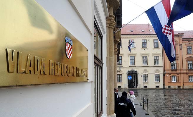 Hrvatska vlada Markov trg