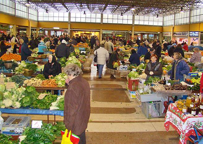 Utrine tržnica
