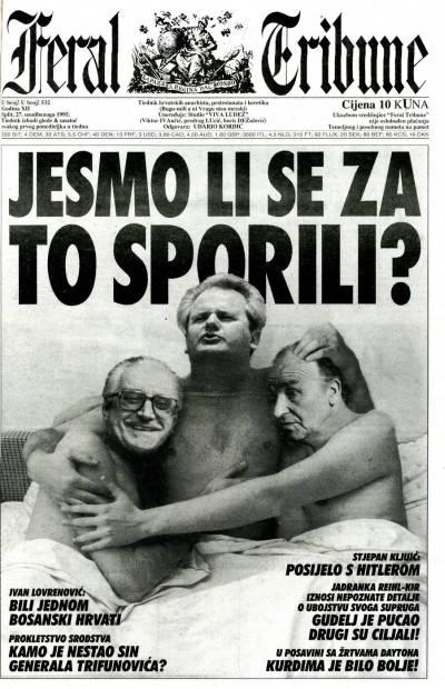 Feral naslovnica