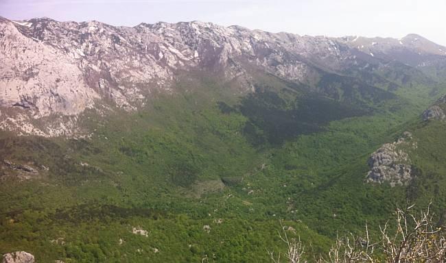 Pogled Velebit
