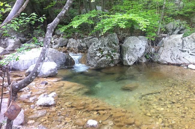 Velebit potok