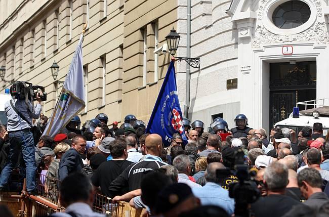 Savska prosvjed