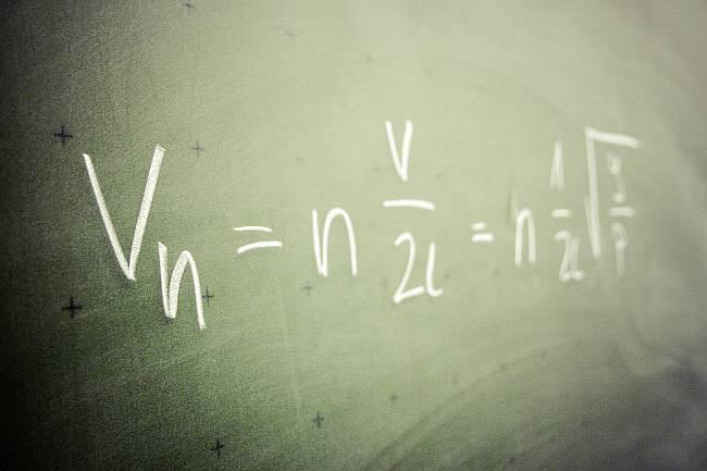 Formula matematička