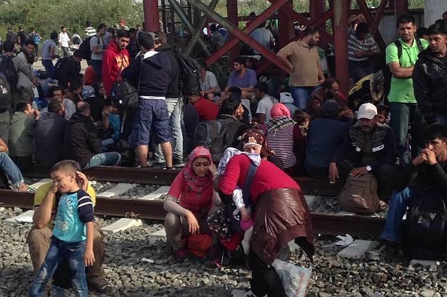 Tovarnik izbjeglice