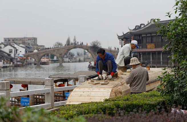 Šangajska Venecija