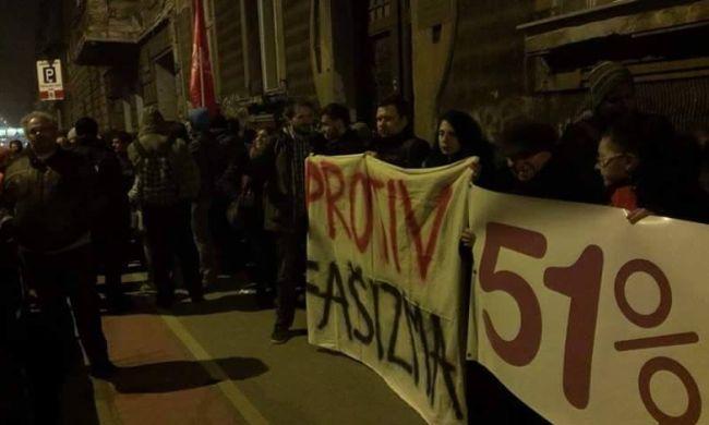 Prosvjedi Pavelić