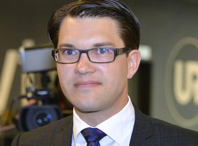 Jimmie Åkessona
