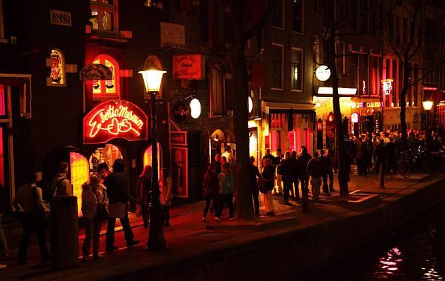 Amsterdam Crvena četvrt