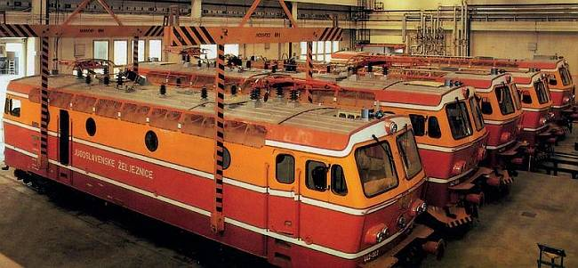 Tristonska lokomotiva