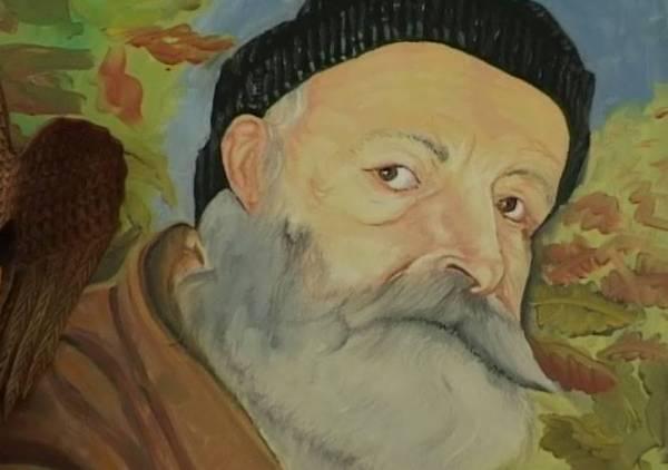 Radovan Karadžić monah
