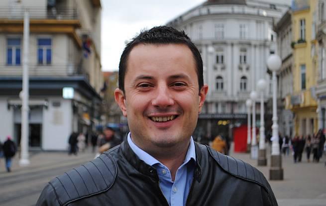 Dragan Zelić GONG