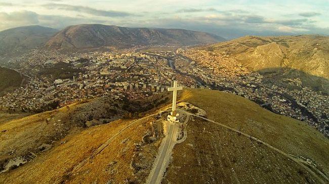 Križ Hum Mostar