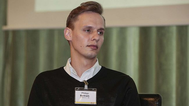 Philipp Bertman