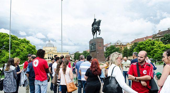 Novi koravci ktroz Zagreb