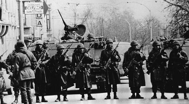 Turska vojni udar 1980.