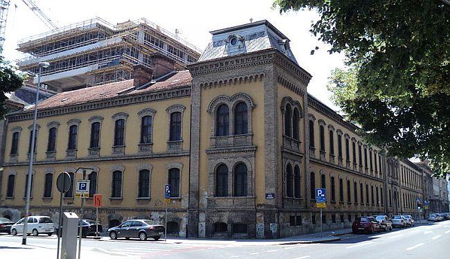 Tvornica duhana Zagreb TDZ