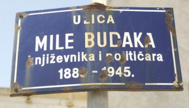 Ulica Mile Budaka