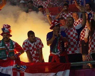 Hrvatski navijači