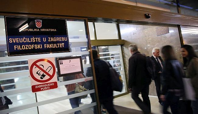 Filozofski fakultet u Zagrebu FFZG