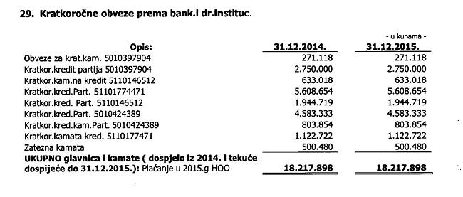 HOO TV financijsko 2015